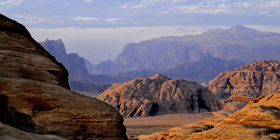 Tours in Wadi Rum- Jordan